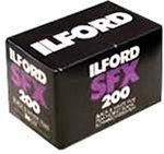 Ilford SFX Schwarz-Weiß-Film (à 36 Bilder)