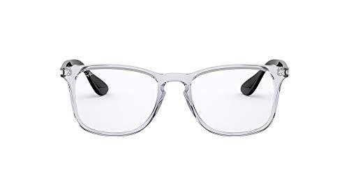 Ray-Ban 0RX7074 Gafas, 5943, 50 Unisex