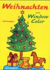 Weihnachten mit Window Color, Fenster-Glas-Mal-Set