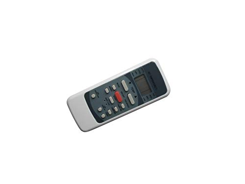 Hotsmtbang Replacement Remote Control for Goodman MSG-09CWN1N MSG-12CWN1N MSG-18CWN1N MSG-24CWN1N 2335509135 MSG-09HRN1N MSG-12HRN1 MSG-12HRN1N Heat Pump Mini-Split System Air Condtioner