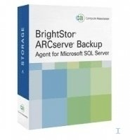 CA BrightStor ARCserve Backup r11.5 for Windows Agent for Microsoft SQL Server - Multi-Language - Service Pack 1 - Product only - Software de reserva y recuperación (PC, 350 MB, 350 Mhz, 256 MB, Multilingüe)