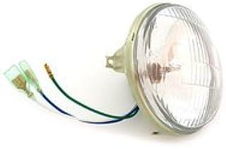 Genuine Honda 6V Sealed Beam Headlight - 33120-428-671 - Compatible with Honda XL100S CT110 CB/XL125S XL185S/250S/500S