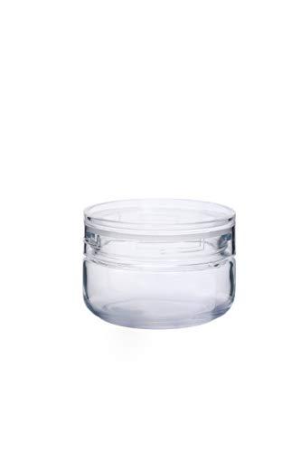 セラ―メイト 保存 容器 ガラス キャニスター 170ml チャーミークリアー S3 日本製 221176