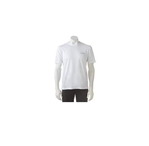 Columbia Omni - Wick Sportswear Runaway Performance Short Sleeve Tee WHITE