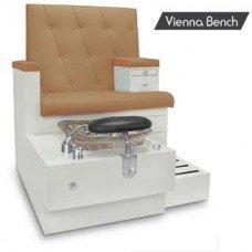 Gulfstream Vienna Single Pedicure Chair