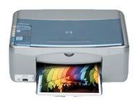 HP psc 1315 - Impresora de inyección de tinta multifunción (a color, impresora, copiadora y escáner, velocidad de copia de 17 ppm en monocromo y 12 ppm en color, velocidad de impresión de 17 ppm en monocromo y 12 ppm en color, capacidad de 100 hojas, puerto USB)