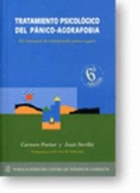 Tratamiento psicologico del panico-agorafobia (9ª ed.)