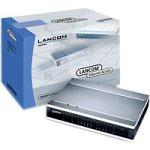 Lancom 1621 ADSL/ISDN, DSL-Router mit integr. ADSL-Modem und 4-Port-Switch,