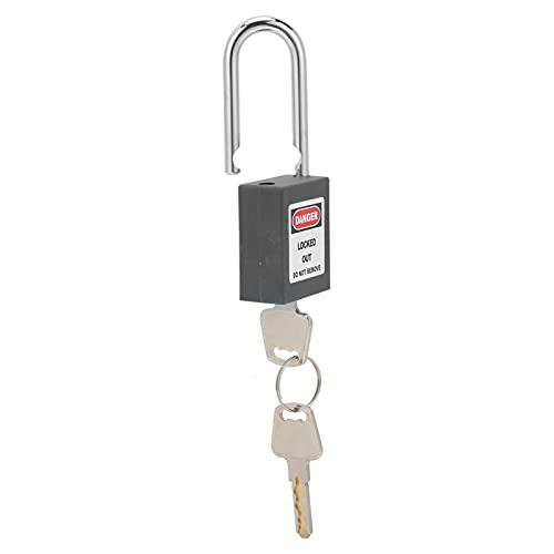 Candado de seguridad, usos amplios No es fácil de deformar Cerradura de...