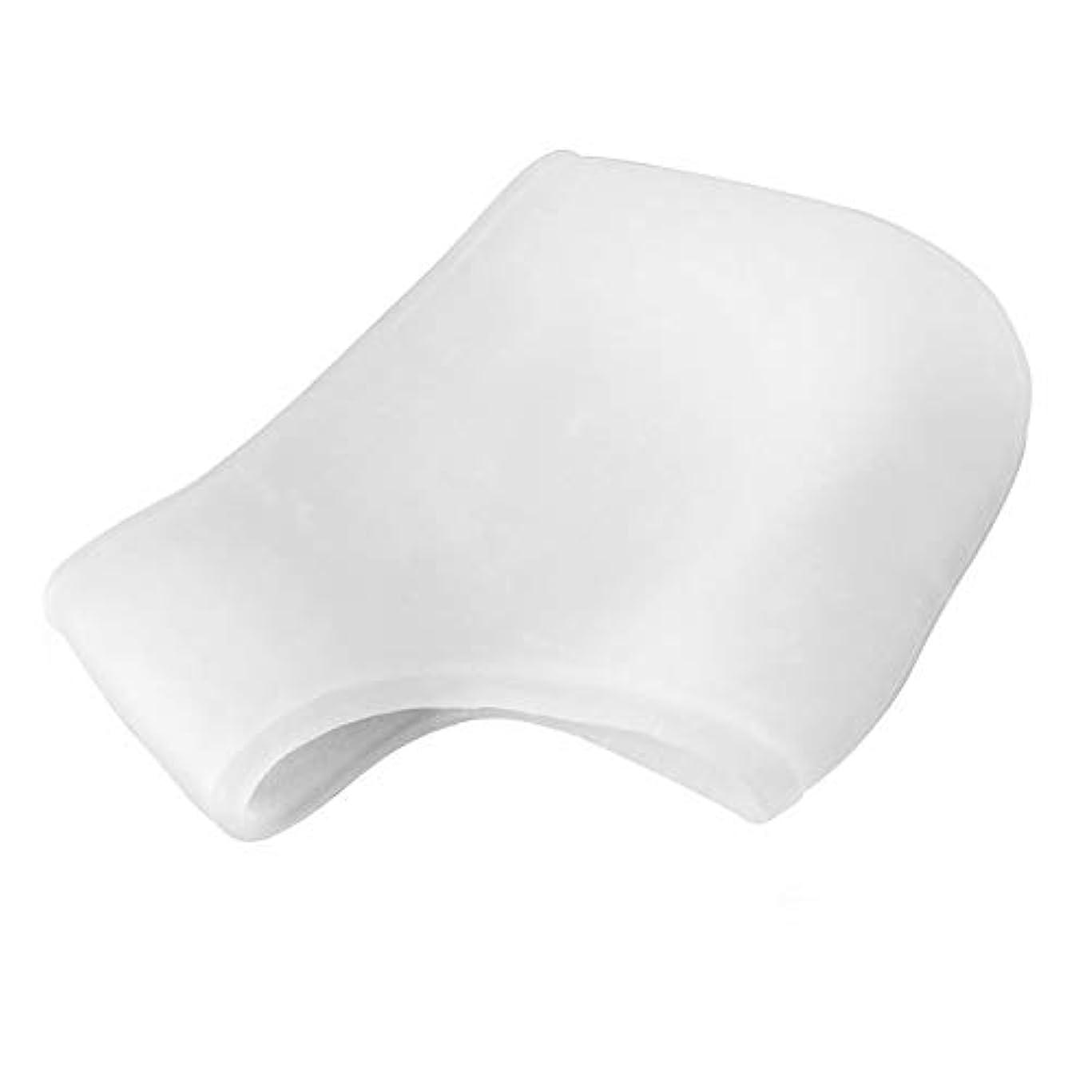 シダ姿勢ブルシリコーンモイスチャライジングジェルヒールひびの入ったフットスキンケアフットケアツールを守ります