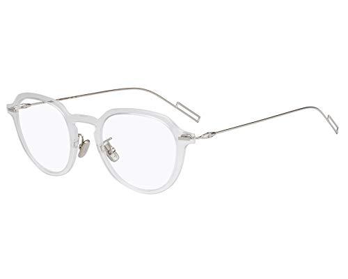 Dior Homme Brille (DIORDISAPPEAR01 900) Acetate Kunststoff kristall kristall - silber