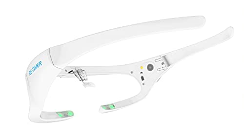 Re-Timer Light Therapy Glasses - Sleep Better, Boost Energy with Research Proven...