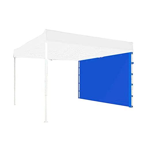 ONQ Qhome Baldaquino impermeable plegable, panel lateral para jardín, fiesta, boda, camping al aire libre (sin estante)
