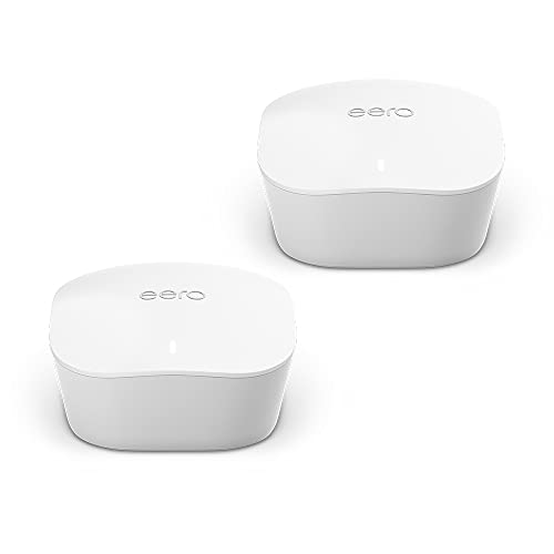 Amazon eero mesh Wi-Fi system | 2-pack