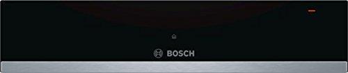 Bosch BIC510NS0 Serie 6 Wärmeschublade / 23 L / Push-Pull-Mechanismus / Edelstahl / Warmhalten von Speisen / Geschirr vorwärmen