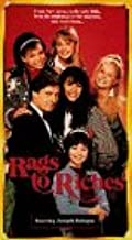 Rags to Riches VHS
