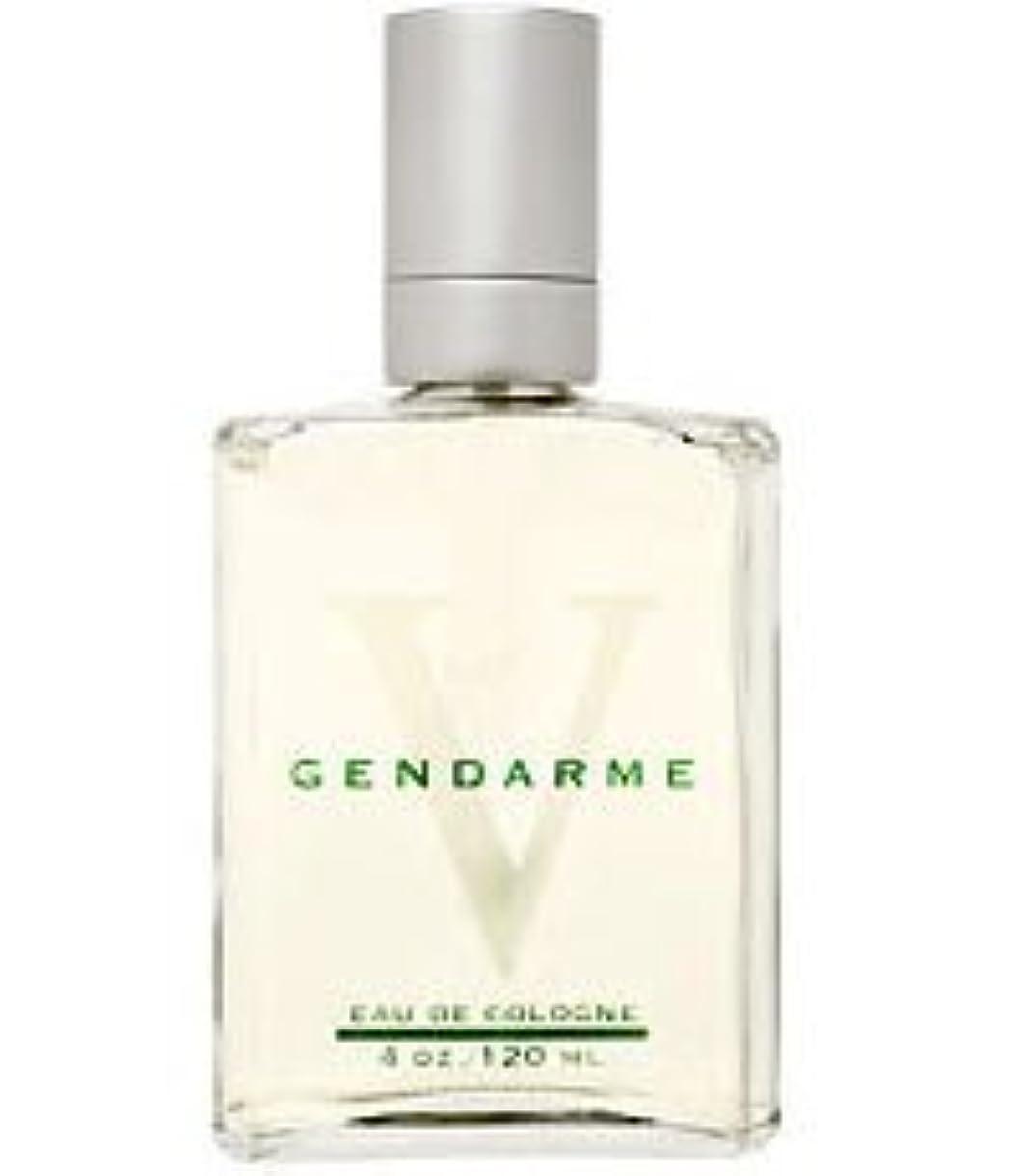 最初雪だるま権利を与えるGendarme V (ゲンダーム V) 2.0 oz (60ml) EDC Spray by Gendarme for Men