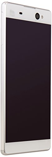 Sony Xperia Xa Ultra (6,0 Zoll -Doppelte Nano -16Gb Interner Speicher/3Gb Geheugen -21.5Mp) Smartphone (Weiß) Schwarz