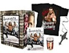 Shawn Michaels Story: Heartbreak and Triumph (Ultimate Fan Edition - includes: Shawn Michaels T-Shirt, Shawn Michaels Pendant and Tumbler Mug)