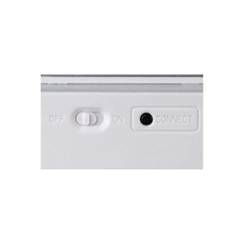 Hama Bluetooth toetsenbord KEY4ALL X510 zilver/wit