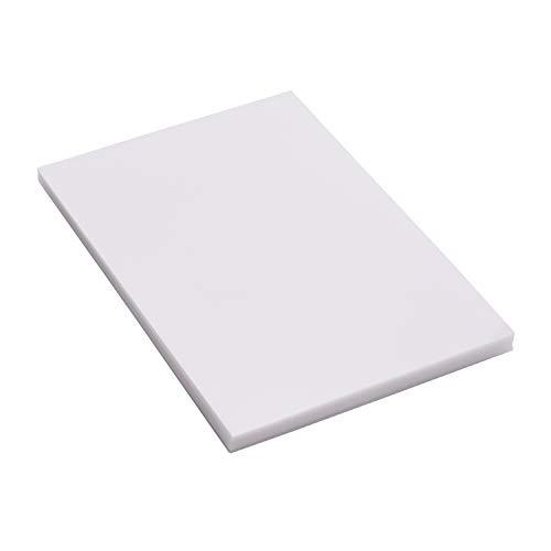 Aibecy 50 hojas Kit de películas termoencogibles Láminas termoencogibles de papel de...