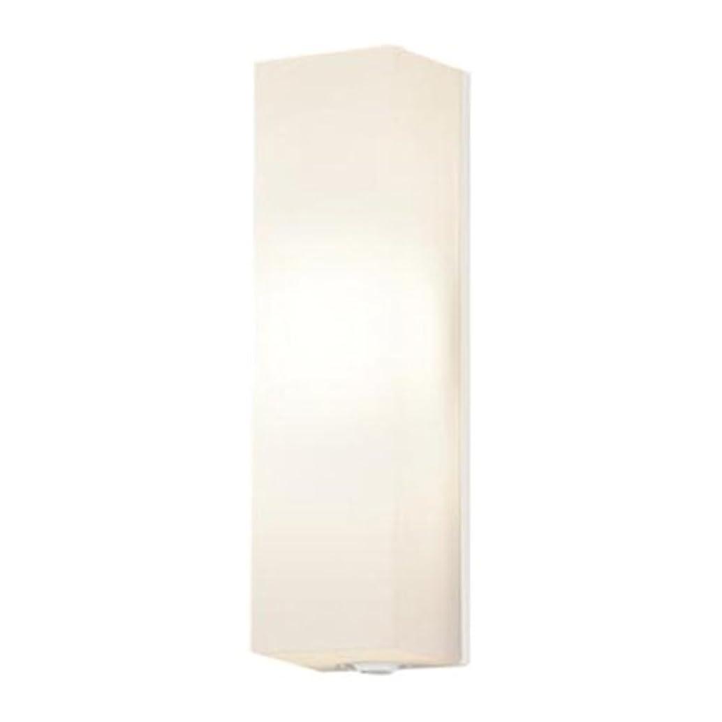 恐れる南東メンタルPanasonic LED ポーチライト 壁直付型 40形 電球色 LGWC80270LE1