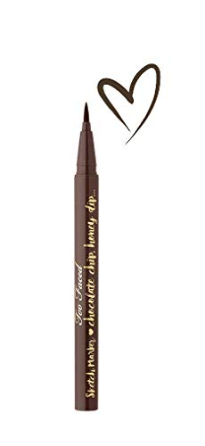 Too Faced Sketch Marker Precision-Control Felt Tip Liquid Art Eye Liner (Deep espresso)