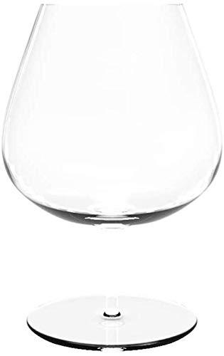 LLM Galsses di Vino Wine Glasses, 430ml Bicchieri di Vino, Le Gambe Corte, sposi sulla Tazza (Due Pacchetti)