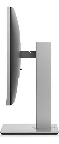 HP EliteDisplay E243 (23,8 Zoll / Full HD) Business Monitor (HDMI, DisplayPort, VGA, USB 3.0, Pivotfunktion, Reaktionszeit 5ms, 60Hz) schwarz-silber - 4