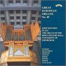 Great European Organs No. 49 - John Kitchen plays the Organ of the Reid Concert Hall, University of Edinburgh - works by Scheidt, Praetorius, Krieger, Muffat, Krebs, Kittel, Rembt and C.P.E. Bach