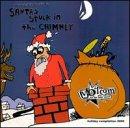 Santa's Stuck in the Chimney