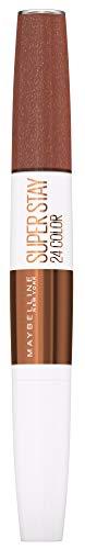 Maybelline New York Lippenstift, Super Stay 24H, Flüssig und langanhaltend, Nr. 905 Espresso Edge, 5g