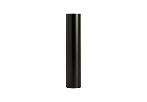 "Cricut Premium Vinyl - Removable, 12"" x 180"" Adhesive Decal Bulk Roll - Black"
