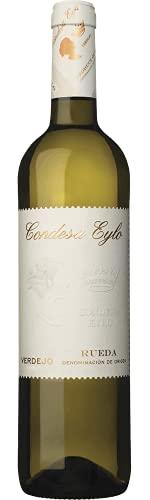 Condesa Eylo Verdejo Barrel Fermented, Vino Blanco, 1 Botella, 75 cl