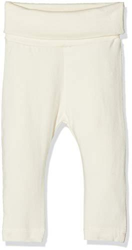 Imps & Elfs Baby-Unisex U Pants Hose, Elfenbein (Antique White P331), (Herstellergröße: 86)