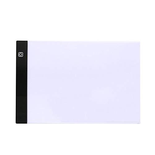 Cobeky A4 Dibujo Tableta Diamante Pintura Junta USB Arte Copia Pad Escritura Sketching Wacom Tracing Led Light Pad