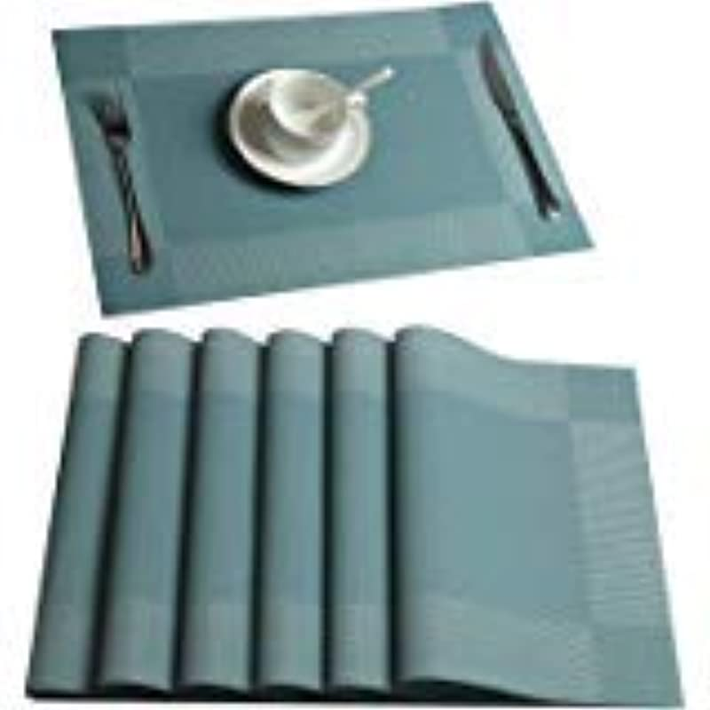 Washable PVC Dining Table Mats