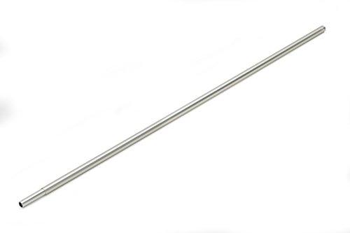 VAUDE Segmento de Repuesto para de Tienda de Barra para Cambiar en Varillaje Rotura, diámetro: 9, 02mm, Longitud para Notebook, Silver, 55cm
