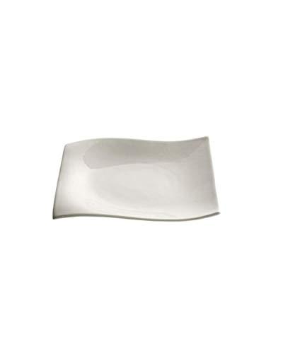 Maxwell & Williams - Motion - Teller/Speiseteller/Essteller - Porzellan - eckig - 27cm