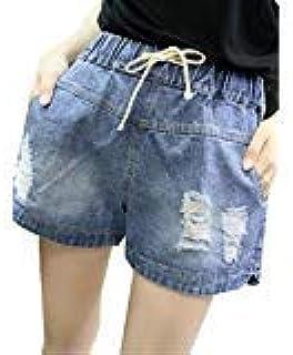 YOGLY レディース ショートパンツ 夏 カジュアルショートパンツ ゆったり 流行る 大きいサイズ  デニムショート パンツ おしゃれ