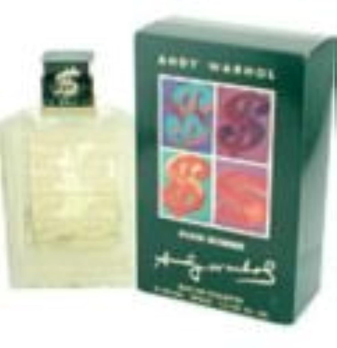 心から相反するラダAndy Warhol Pour Homme (アンディ ウォーフォール プア オム) 3.4 oz (100ml) EDT Spray for Men