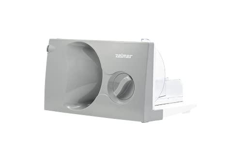 Zelmer ZFS0916S Allesschneider, Kunststoff, Grau