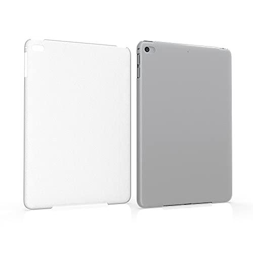 kwmobile Hülle kompatibel mit Apple iPad Mini 4 - Crystal Hard Hülle Tablet Schutzhülle Cover in Transparent