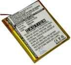 Akku für Samsung SEC-YPQ1(B) YP-Q1 16 4G 8G YP-Q1CB/XSH YP-Q2 16G, 3,7 V, 620 mAh