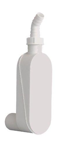 Vaatwasser. Apparaten kastgeursluiting Toestelkast-geurafsluiter | voor aansluiting van de afvoerslang een wasmachine of vaatwasser | wandmontage