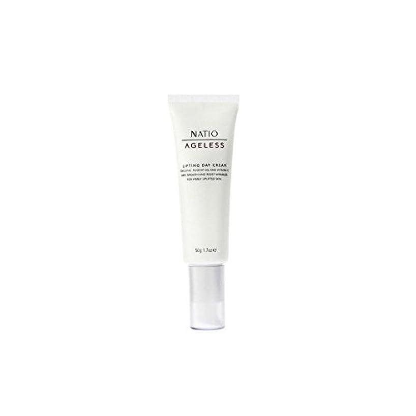 バウンド幅承認Natio Ageless Lifting Day Cream (50G) - 永遠リフティングデイクリーム(50グラム) [並行輸入品]