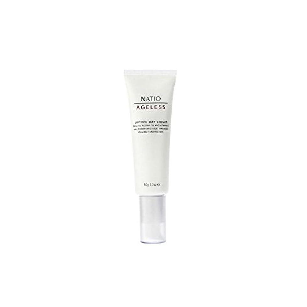 不規則性振りかける光Natio Ageless Lifting Day Cream (50G) (Pack of 6) - 永遠リフティングデイクリーム(50グラム) x6 [並行輸入品]