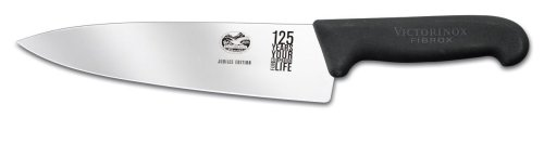 Victorinox 125th Anniversary Limited Edition 8-Inch Chef's Knife