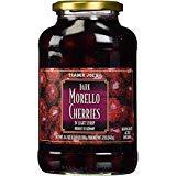 Trader Joe's Dark Morello Cherries In Light Syrup 24.7 oz