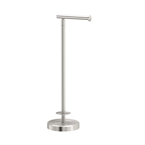 Top 10 best selling list for gatco latitude ii free standing toilet paper holder